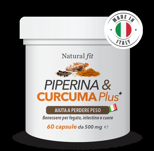 piperina curcuma