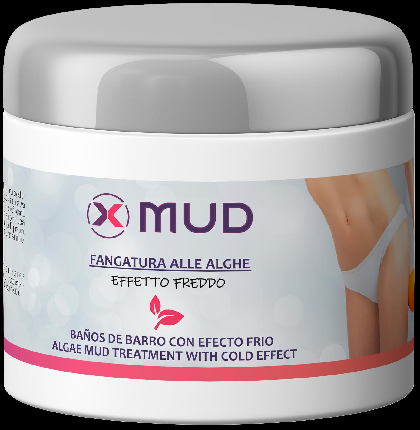 X-MUD Anticellulite