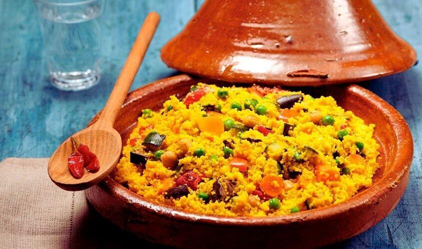 curcuma ricette verdure